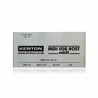 Kenton MIDI USB Host MkII