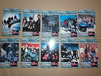 Iron Maiden  15 Phonecards 2 sets