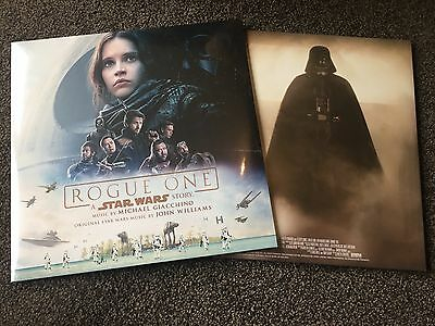 Rogue One A Star Wars Story - Soundtrack - Sealed Gatefold Double Vinyl LP