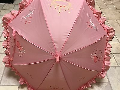 Disney Princess Parasol - Personalized with the name Jillian