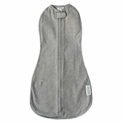 Woombie Original Swaddle Gray 3-6 months 14-19lbs