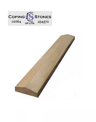 Coping Stone - twice weathered 900x150 - Various Colours Available
