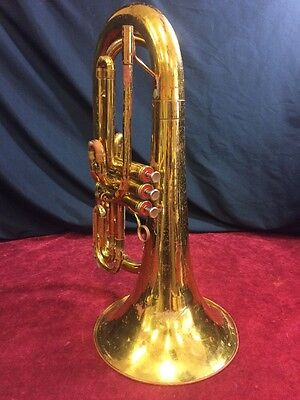 King 1124 marching baritone