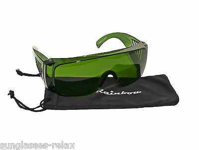 Lunettes de protection IPL /  IPL Safety  Glasses/190-1800nm OD4+/ IPL2-R
