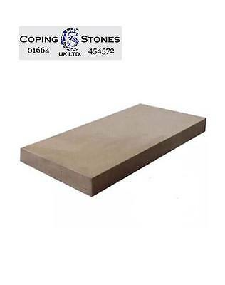 Coping Stones - Flat - 600 x 300 Various Colours Available