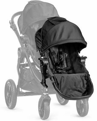 Baby Jogger City Select 2nd Seat in Black | New in Box