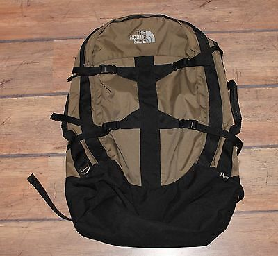 THE NORTH FACE M67 Brown Waterproof Hiking Climbing Travel Rucksack Backpack