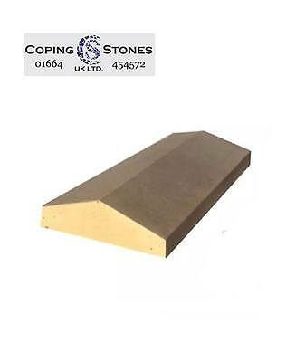 Coping Stones - Twice Weathered - 600mm x 300mm - Various Colours Available