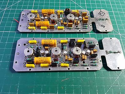 2 x Military RF Signal Generator Out Put  Sampler Modules.