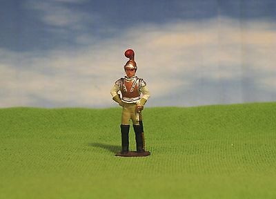 Reeves Lead Toy Soldier - Officer / Guard / Knight  - 100% Original - Z 1189