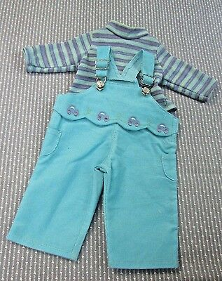 american girl doll BITTY BABY twins play outfit boy no box