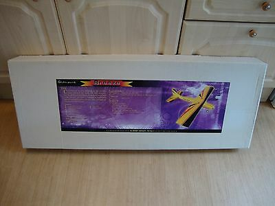Breeze Trainer 40 Radio Controlled Plane Kit, Frame Only No Electrics