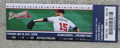 Craig Kimbrel 1st MLB WIN 5/20/2010 - Atlanta Braves Very Rare First - ROY - RC