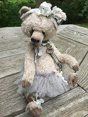 One-Of-A-Kind Tilly By Timeless Bears * Brand New