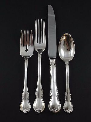 Vintage Towle Sterling Silver French Provinicial Pattern Flatware Set #3 Mar