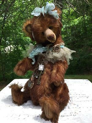 One-Of-A-Kind Missy By Timeless Bears * Brand New