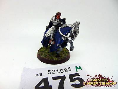 Warhammer Lord of the Rings lotr Prince Imrahil Mounted Metal