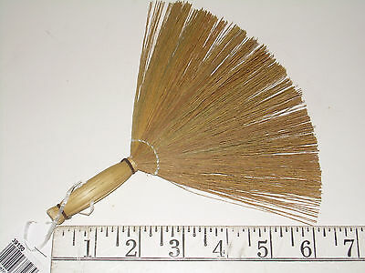 """WHOLESALE LOT 12 MINI 6-6.5"""" Natural BAGUIO BROOMS Wicca CRAFTS  Wedding Favors"""