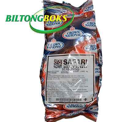 Biltong Spice - Crown National Safari Biltong Seasoning 1 kg