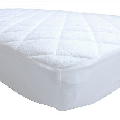 Pack N Play Crib Mattress Pad Cover Fits ALL Pack and Play or Mini Portable Crib