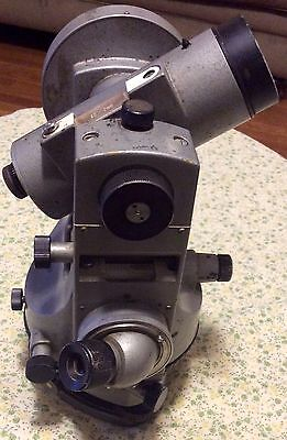 Nikon Theodolite NT-2  with Steel Case and Accessories
