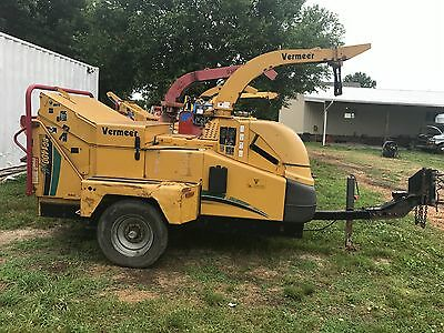 2006 Vermeer BC1400XL BC 1400 Wood Brush Chipper Turbo Diesel 14 inch Capacity