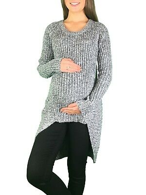 BNWT Dressy Knitted Maternity Jumper - Sizes 8,10,12,14 & 16 - RRP - $149.00