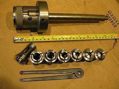 Marquart 140E 3-16 Collet Chuck Tool Holder Lathe Turning CNC Mill Drill
