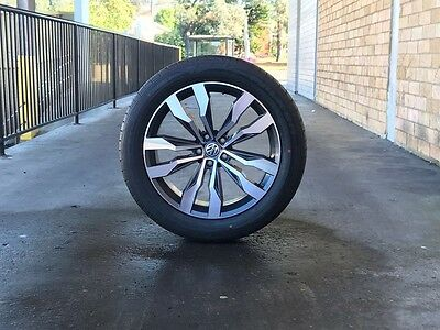 Volkswagen Amarok Genuine 20 inch Wheels And Tyres Fitted And Balanced