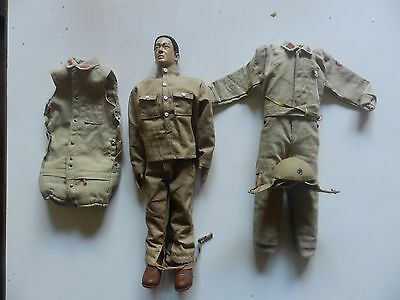 1/6 scale ITPT Imperial Japaneses Army Paratrooper figure. NEW