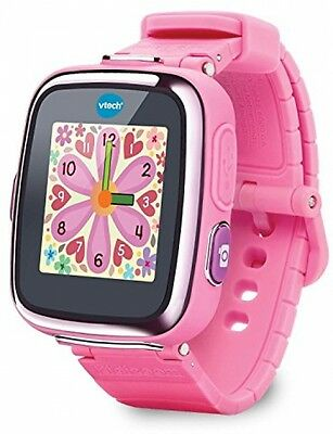 Vtech 171613 Kidizoom DX Smart Watch Colour Touch Screen - Pink