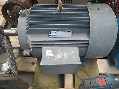 GEC 7.5KW 3 phase foot mount motor 6 pole 950rpm