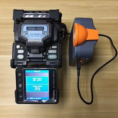 Portable Movable Mobile Fusion Splicer OTDR Charger