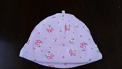 Carters Baby Girl Hat Beannie 000-00