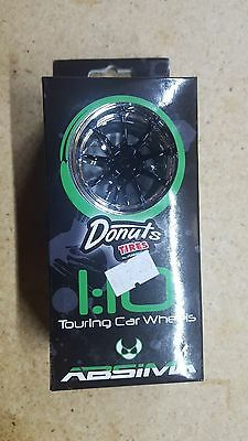 1:10 Absima drift tyres and rims (4)