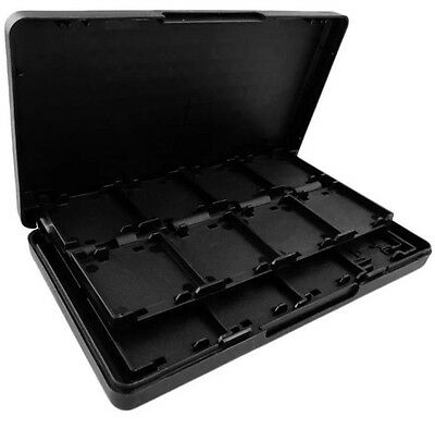Nintendo 3DS / DS 32-in-1 Game Card Storage Case - Black