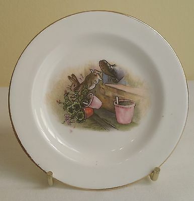 Grimwades Beatrix Potter Peter Rabbit Plate ( Approx 4.2 Inch)