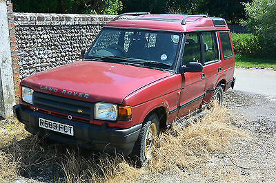 Land Rover Discovery 1 tdi for parts spares repairs