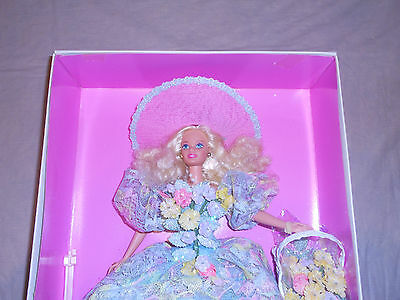 SPRING BOUQUET BARBIE ENCHANTED SEASONS COLLECTION  2nd 1994 NEW No # 12989