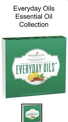 Young Living Everday Oils Everyday 10 Oils Kit/ Collection