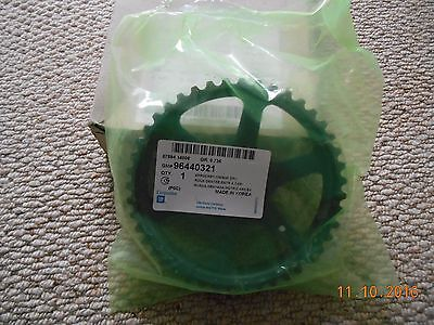NEW Camshaft sprocket/pulley, Chevrolet Captiva, Genuine part 96440321