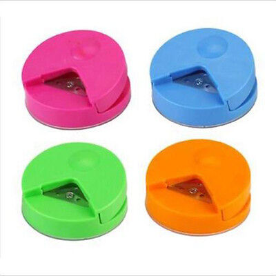 1pc 4mm R4 Corner Rounder Paper Punch Card Photo Cutter Tool Craft Scrapbooking