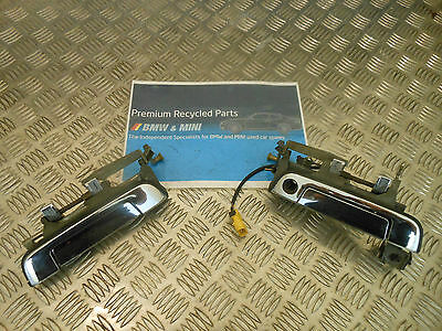 Bmw Z3 Roadster Chrome Exterior Door Handles With Covers