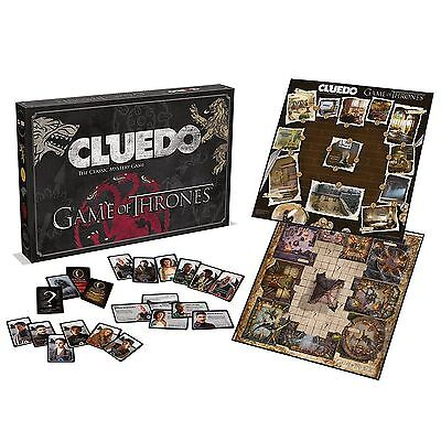 Brand New Game of Thrones Cluedo Fully Sealed
