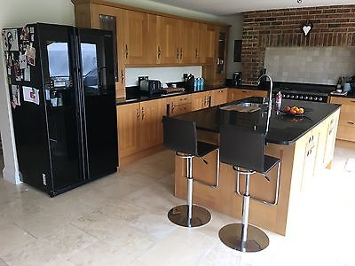 Complete Kitchen With Granite Worktops & Appliances as specified