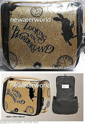 Special Disney Alice Through The Looking Glass Looking for Wonderland Pouch Bag