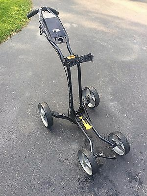 Sun Mountain Speed Golf Cart Micro Cart, GREAT CONDITION,  Foam Tires