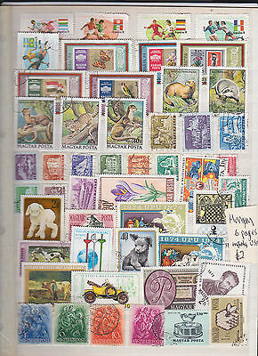 Ref. 837 6 Pages Hungary Mainly Used