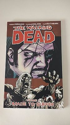 The Walking Dead Volume 8 Made to Suffer TPB Graphic Novel