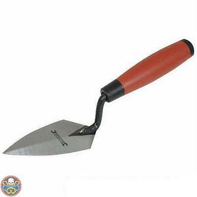 Silverline Tg: 125 Mm Soft-Grip Trowel 125 Millimetri Nuovo